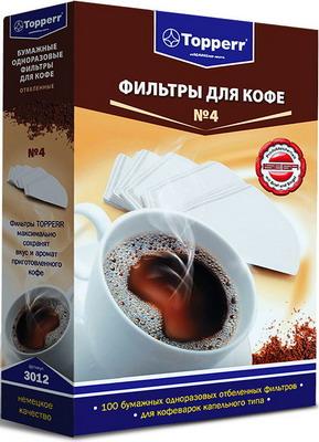 Набор фильтров Topperr 3012 набор фильтров miele rx sac1 airclean