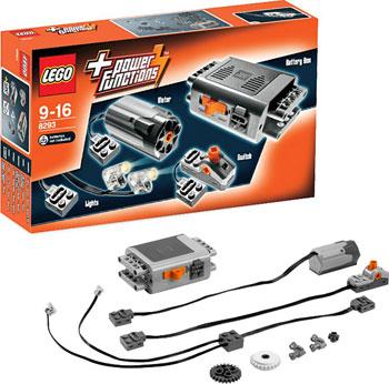Конструктор Lego Technic Мотор Power Functions 8293 конструктор lego 8293 technic мотор power functions