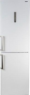 Двухкамерный холодильник Sharp SJ-B 336 ZRWH холодильник sharp sjxe55pmsl