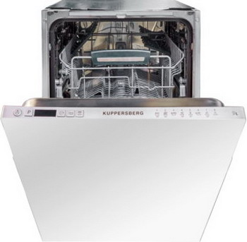 Полновстраиваемая посудомоечная машина Kuppersberg GL 4588 посудомоечная машина beko dis 15010