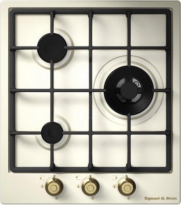 Встраиваемая газовая варочная панель Zigmund amp Shtain GN 218.451 X кухонная мойка zigmund amp shtain kaskade 800 швейцарский шоколад