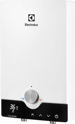 Водонагреватель проточный Electrolux NPX 8 Flow Active 2.0 электрический проточный водонагреватель electrolux npx 12 18 sensomatic pro