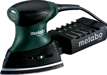 Мультишлифователь Metabo FMS 200 Intec 600065500 машинка шлифовальная дельта metabo fms 200 intec 600065500