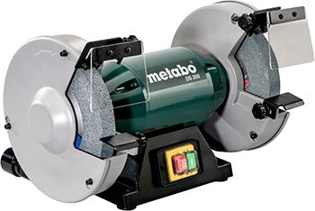 Точило электрическое Metabo DS 200 230В/600вт 200х25х32 мм