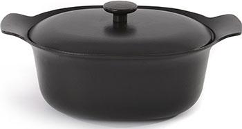 Кастрюля Berghoff 22*28см 5 2л (черная) Ron 3900039 цена