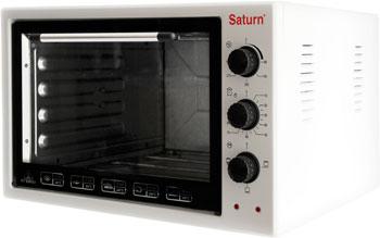 купить Мини-печь SATURN ST-EC 3801 White