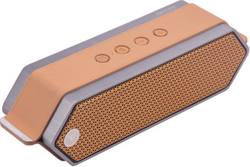 Портативная акустика DreamWave Harmony II orange портативная акустика dreamwave explorer graphite