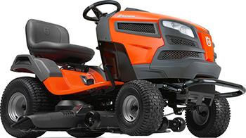 Садовый трактор - газонокосилка с сиденьем Husqvarna TS 243 T 9604103-91 газонокосилка бензиномоторная несамоходная cub cadet cc 42 po