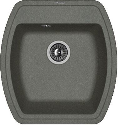 Кухонная мойка Florentina Нире-480 480х510 черный FG искусственный камень