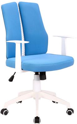 Кресло Tetchair LITE белый ткань синий 281 фонарик beyblade бейблейд morph lite цвет синий