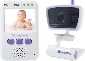 Видеоняня Moonybaby 55931 видеоняня ibaby ibaby видеоняня monitor m6
