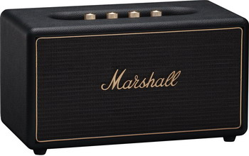 Акустика 2.1 Marshall Stanmore Multi-Room Black акустика 2 1 marshall stockwell black
