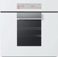 Встраиваемый электрический духовой шкаф Gorenje ONE BO 87 W встраиваемый электрический духовой шкаф smeg sf 4120 mcn