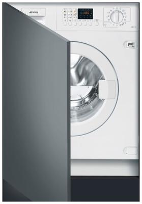Встраиваемая стиральная машина Smeg LSTA 147 S стиральная машина с сушкой smeg lse 147 s