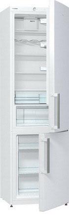 Двухкамерный холодильник Gorenje RK 6201 FW двухкамерный холодильник позис rk 101 серебристый металлопласт
