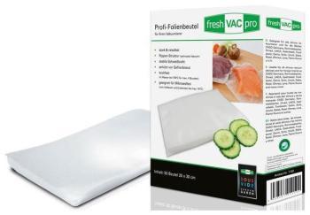Пакеты для вакуумной упаковки Ellrona FreshVACpro 30*40 ellrona freshvacpro 30 40