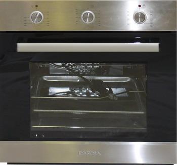 Встраиваемый электрический духовой шкаф Darina 1U5 BDE 111 705 X3 духовой шкаф электрический darina 1u5 bde 112 708 x5 серебристый