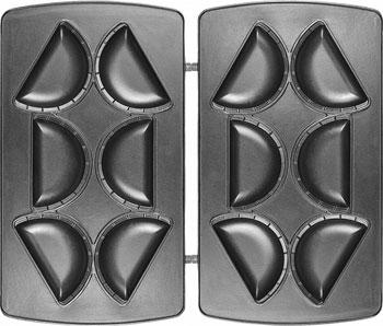 Панель для мультипекаря Redmond RAMB-23 (форма для выпечки печенья пряников) panel for multibaker redmond ramb 23 semicircle multi baker
