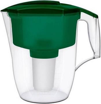 Кувшин Аквафор ГАРРИ зеленый фильтр для воды аквафор гарри кувшин зеленый