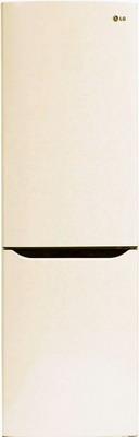 Двухкамерный холодильник LG GA-B 389 SECZ холодильник с морозильной камерой lg ga b409uqda