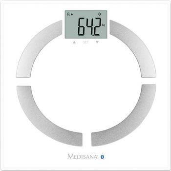 Весы напольные Medisana BS 444 Connect весы medisana bs 430 connect белый