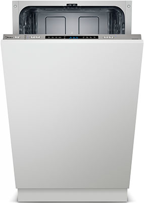 Полновстраиваемая посудомоечная машина Midea MID 45 S 320 стиральная машина midea abwm610s7