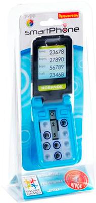 Логическая игра Bondibon Смартфон ВВ0843 игра bondibon детектор лжи bb1182 196484