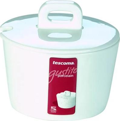 Сахарница Tescoma GUSTITO 386480 масленка tescoma gustito
