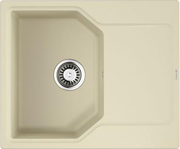 Кухонная мойка OMOIKIRI Yonaka 61-BE Artgranit/Ваниль (4993632)