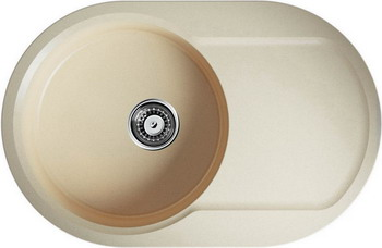цена на Кухонная мойка OMOIKIRI Manmaru 78-MA Artgranit/марципан (4993357)
