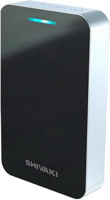Воздухоочиститель Shivaki SHAP-5010 B черный aircomfort xj 201 воздухоочиститель ионизатор
