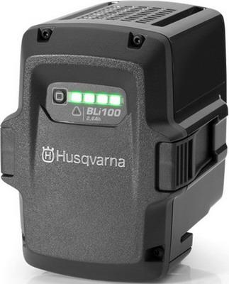 Аккумулятор съемный Husqvarna BLi 100 9670918-01 аккумулятор husqvarna 9667760 01