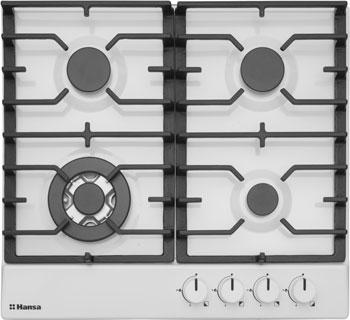 Встраиваемая газовая варочная панель Hansa BHGW 61139 цена и фото