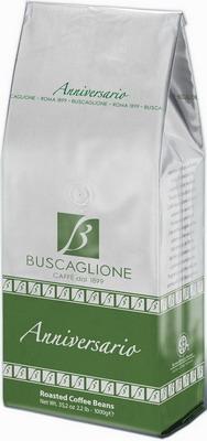 Кофе зерновой Buscaglione Anniversario 1 кг кофе в зернах buscaglione euro bar 1кг