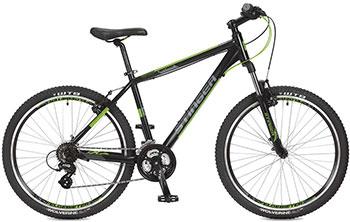 Велосипед Stinger 26 AHV.RELOAD.16 BK7 26'' Reload 16'' черный rear wheel hub for mazda 3 bk 2003 2008 bbm2 26 15xa bbm2 26 15xb bp4k 26 15xa bp4k 26 15xb bp4k 26 15xc bp4k 26 15xd