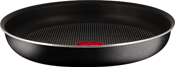 Сковорода Tefal 22 INGENIO Black 04131122 крышка стеклянная tefal ingenio диаметр 22 см