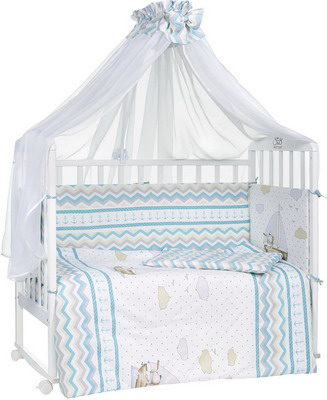 Комплект постельного белья Sweet Baby Vela Beige комплект постельного белья в коляску esspero conny royal beige rv514222 108063337
