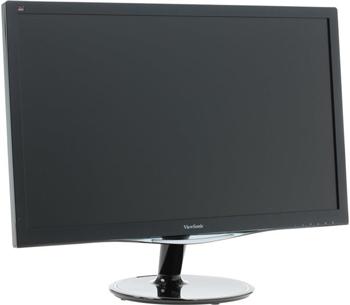 ЖК монитор ViewSonic VX 2757-MHD (VS 16327) gl.Black монитор жк viewsonic xg2730 27 черный
