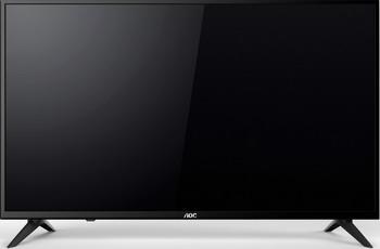 LED телевизор AOC 43 M 3083/60 S мона лиза евро наволочка 70х70 2 soho