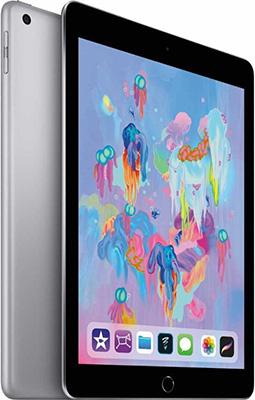Планшет Apple iPad (2018) 128 Gb Wi-Fi Space Grey (MR7J2RU/A) цена и фото