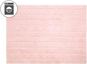 Ковер Lorena Canals Косы Braids (светло-розовый) 120*160 C-TR-SP