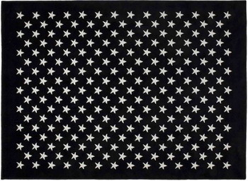 Ковер Lorena Canals Звезды Stars Navy (синий) 120*160 A-55510