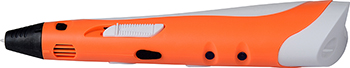3D-ручка HONYA оранжевая 1CSC 20003174 honya sc abs 06 пластик abs 6 цветов по 12 м