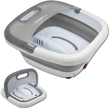 Гидромассажная ванночка для ног First FA-8116-2 Grey first fa 8116 1 массажная ванночка для ног