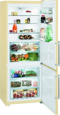 Двухкамерный холодильник Liebherr CBNPbe 5156