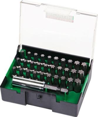 Набор бит Hitachi 31 насадка 752247 (752300) набор бит skrab 43550