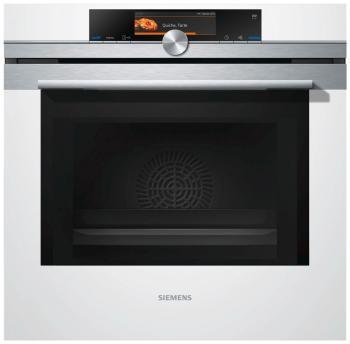 Встраиваемый электрический духовой шкаф Siemens HN 678 G4 W1 цена и фото