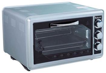 Электропечь SATURN ST-EC 1075 Grey