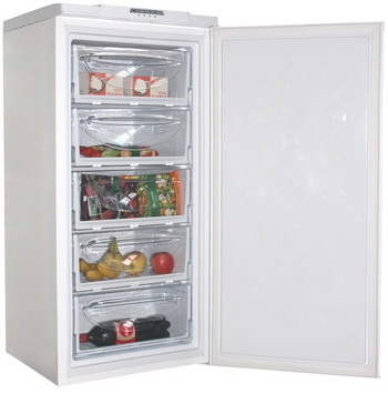 цены  Морозильник DON R 105 B