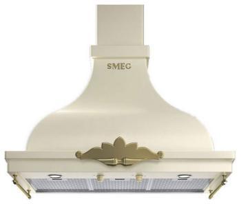 Вытяжка классическая Smeg KCM 900 POE шатура smeg вытяжка kd90rw 2